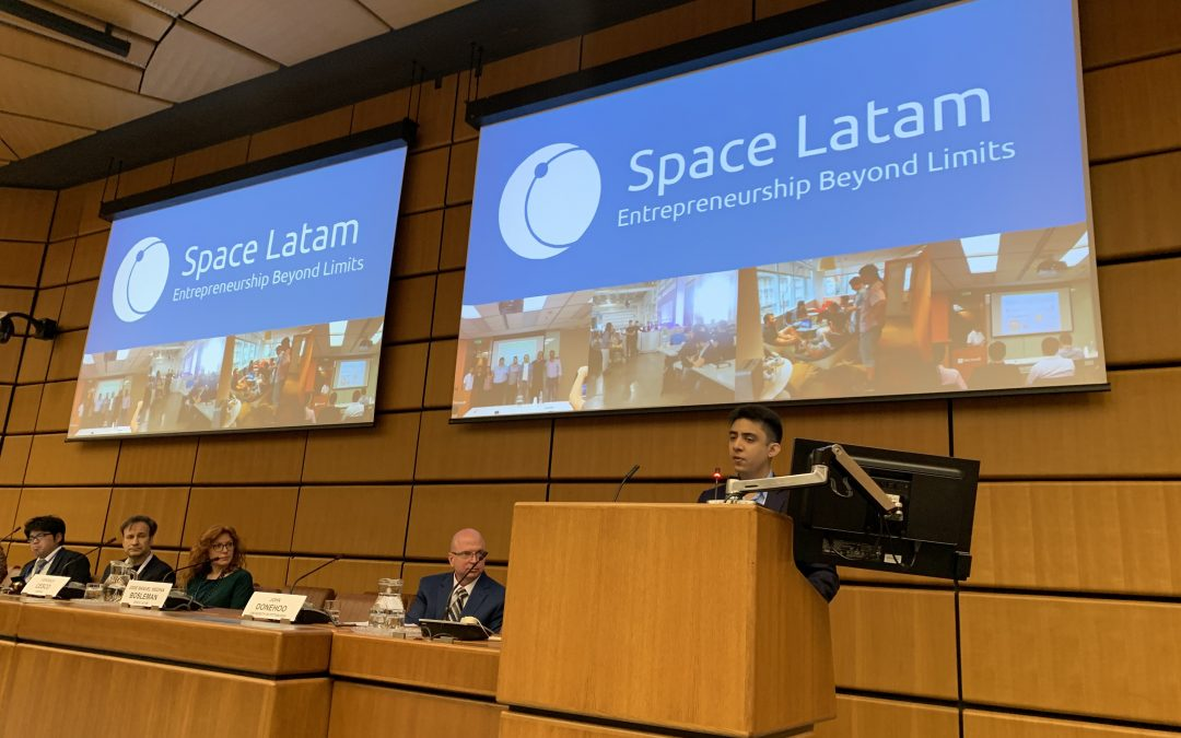 Participamos en el World Space Forum 2019 #WSF2019